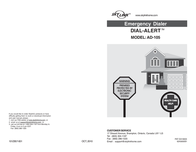 Skylink DIAL-ALERT AD-105 User Manual
