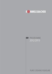 Rommelsbacher MX 850 User Manual