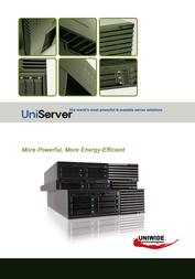 Uniwide UniServer 2524ES 008-00154A User Manual