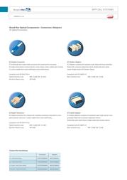 Brand-Rex BHCDCMM001 Leaflet