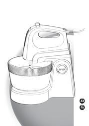 Moulinex Powermix Combi HM6151 Data Sheet