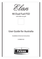 Falcon Double Oven U109635-02 User Manual