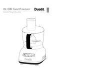 Dualit XL1500 User Manual