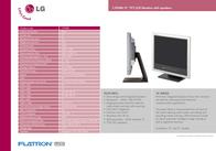 "LG L1510M 15"" TFT L1510M Листовка"