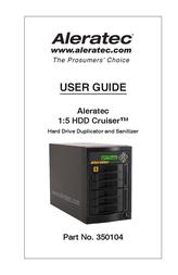 Aleratec 350104 User Manual