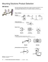 Ergotron Sliding Pivot w/ P/L. Grey 47-047-099 User Manual