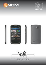 NGM-Mobile Polaris WEMOVEPOLARISB User Manual