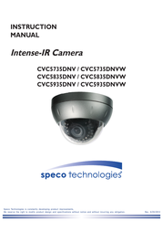 Speco Technologies CVC5935DNV User Manual