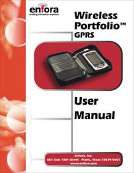 Enfora GSM0400 User Manual