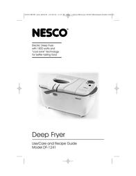 Nesco DF-1241 User Manual