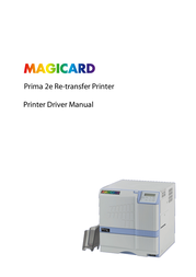 PRIMA MAGICARD 2e User Manual