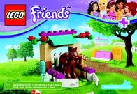 Lego Friends LEGO® FRIENDS 41089 FOHLEN-PFLEGESTALL 41089 Data Sheet
