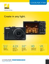 Nikon P300 Brochure