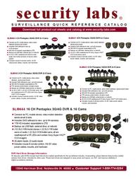 Security Labs SLC-154C User Manual