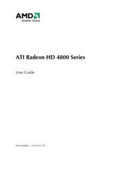 PowerColor AX4850 1GBD3-H User Manual