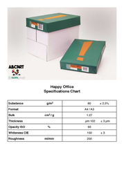 All cart Happy Office 3911PP Leaflet
