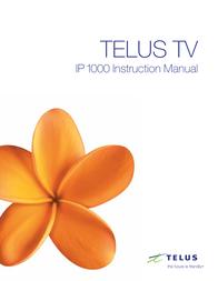 Telus Video Games IP1000 User Manual
