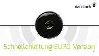 Danalock Smart lock Bluetooth-version 831957 Data Sheet