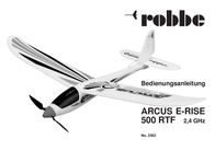 Robbe Arcus E-Rise 500 1-2562 User Manual
