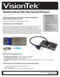 VisionTek 900696 Leaflet