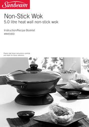 Sunbeam Wok WW4500D User Manual