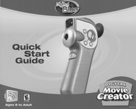 Digital Blue digital movie creator Quick Setup Guide