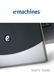eMachines Notebooks User Manual