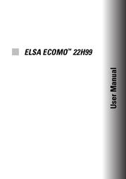 Elsa 22H99 User Manual