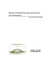 Netopia R2020 User Manual