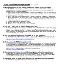 SeaLife DC500 User Manual