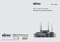 MIPRO ACT-74 ACT 74(6UA) User Manual