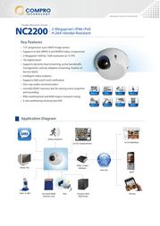 Compro NC2200 Data Sheet
