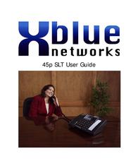 XBLUE Networks 45p SLT User Manual