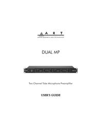 ART dual mp User Guide