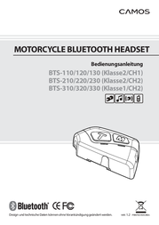 Imc Bts-300 Bluetooth Headset 1133 User Manual