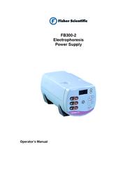 Fisher FB300-2 User Manual