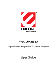 Ericsson ENMMP-X210 User Manual