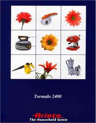 Ariete 2796 User Manual