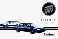 Buick Century 1995 User Manual