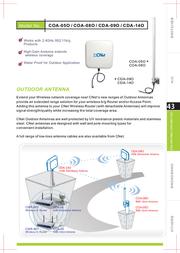 Cnet CDA-09O Leaflet