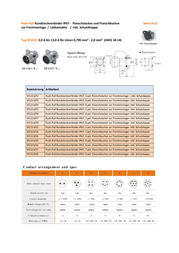 Weipu SF1213/P2 Content: 1 pc(s) SF1213/P2 Data Sheet