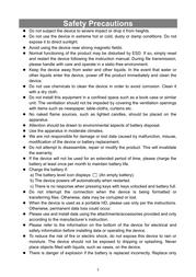 Nextbook Premium 8 Netbook NEXT8P12 User Manual