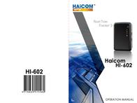 Haicom HI-602 User Manual