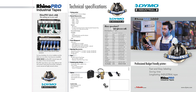 DYMO RhinoPRO 5000 S0719890 Leaflet