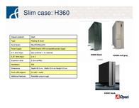 Aopen H360B 91.97820.B100 Leaflet