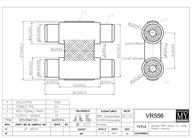 Matsuyama VR556 Leaflet