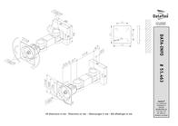 Dataflex ViewMate Monitor Arm 463 51.463 Leaflet