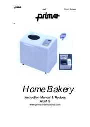 PRIMA ABM 9 User Manual