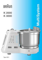 Braun K3000 Multisystem BK3000 User Manual