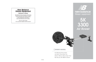 New Balance 3300 User Manual